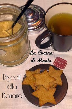La cucina di Maela: Biscotti alla banana