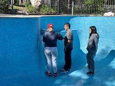 Laticrete Australia Conversations: Sydney Pool Refurb Project Cement Grout, Technical Sales, Quarry Tiles, Thin Brick, Portland Cement, Interior And Exterior, Sydney, Swimming Pools