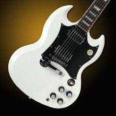 HelloMusic: Gibson Guitar SG Standard - Classic White http://www.hellomusic.com/items/sg-standard-classic-white