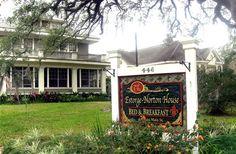 Estorge-Norton House in New Iberia, Louisiana | B&B Rental