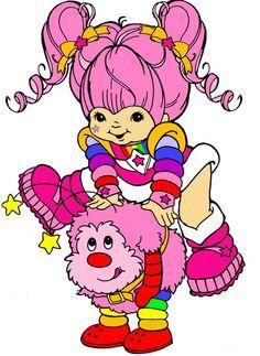 tickled pink / rainbow brite