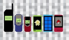 Good old Nokia, name the usual suspects! :))