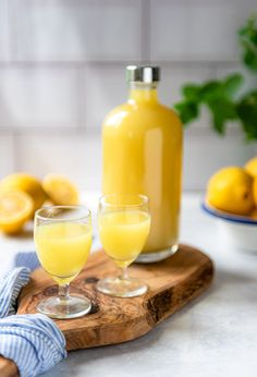 Alcoholic Drinks, Beverages, Cocktails, Limoncello, Easy To Cook Meals, Food Blogs, Kitchen Recipes, Healthy Drinks, White Wine