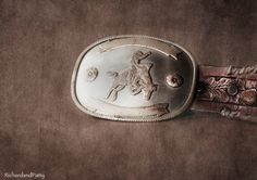 Western Belt Buckle -5x7 photograph- 8x10 print, Vintage Cowboy Belt by RichardandPatty, $15.00 People who live in the country or like western themes would love this antique belt buckle photo on their wall.