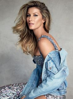 Gisele Bündchen by Patrick Demarchelier for Vogue Australia January 2015