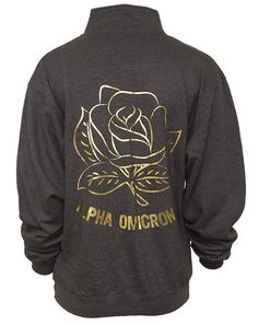6611_alpha-omicron-pi-rose-half-zip-back
