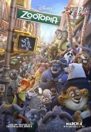 """Zootopia        Zootopia      Zootropolis: Grad Životinja  Ocena:  8.20  Žanr:  Animation Action Adventure Comedy Crime Family Mystery  """"Welcome to the urban jungle.""""From the biggest elephant to the tiniest shrew the city of Zootopia is a beautiful metropolis where all animals live peacefully with one another. Determined to prove her worth Judy Hopps becomes the first official bunny cop on the police force. When 14 predator animals go missing Judy immediately takes the case. Partnering with…"""