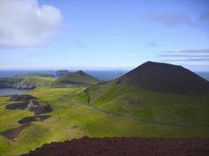 Helgafell - Heymaey, Vestmannaeyjar