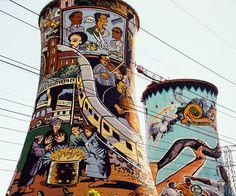 Soweto, Johannesburg by Adam Rozanski on Pisa, Fair Grounds, Tower, Photography, Rook, Photograph, Computer Case, Fotografie, Photoshoot
