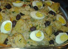Receita de Bacalhau à Gomes Sá - http://www.receitasja.com/receita-de-bacalhau-a-gomes-sa/