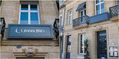L'oiseau bleu, restaurant gastronomique, Bordeaux