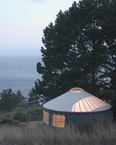 yurt hotels - on my wish list of things to do, I know there are some in Portland and California.