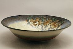 Crystalline Crab Bowl by Kyle Kreigh for Door Pottery | Art & Crafts | #CAPCA