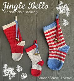 Pattern will be published for sale on 09-16-2014! Cute Christmas stocking pattern!