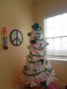 St. Patrick's Day Tree
