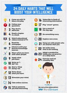 24 Ways to Boost Your Intelligence Every Day – Marketing and Entrepreneurship – Medium Vie Motivation, Study Motivation, Study Skills, Life Skills, Coping Skills, Thinking Skills, Critical Thinking, Habits Of Successful People, School Study Tips