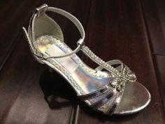 Silver Child Dress Shoe, S12