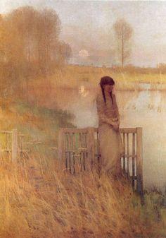 """""""Reverie"""" by Frank O'Meara"""