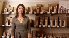 How to Create a Family Grouping by Willow Tree®. A How-To guide for creating a unique sculpture that reflects your family's personality. Presented by Willow Tree brand manager Ashley Crouch.  All people and photos in in this video feature members of our Willow Tree/DEMDACO team.