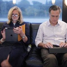 Mitt Romney also manages his image in less familiar Obama campaign, technological