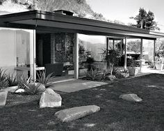 The Serulnic House - Richard Neutra