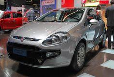 Простой и экономичный Fiat Punto 2012-го года