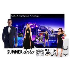 Rooftop Bar Las Vegas Hot Summer Date