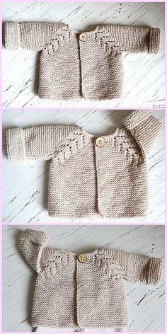 Fabelhafte norwegische Tanne Top Down Strickjacke Strickmuster designer knitting patterns. knitting patterns Fabelhafte norwegische Tanne Top Down Strickjacke Strickmuster Baby Cardigan Knitting Pattern Free, Baby Boy Knitting Patterns, Knitted Baby Cardigan, Knit Baby Sweaters, Knitting For Kids, Baby Patterns, Knit Patterns, Free Knitting, Knitting Projects