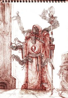 Mechanicus by Skirill.deviantart.com