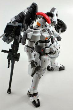 GUNDAM GUY: MG 1/100 Tallgeese - Customized Build