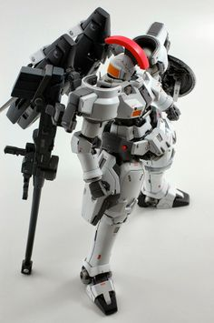 GUNDAM GUY: MG 1/100 Tallgeese - Customized Build