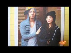 G-dragon and Dara PArk - signs :) 지드래곤 박 산다라 - YouTube