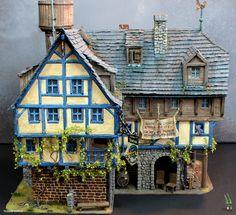 The Ol'Rowdy's Inn - front side by tuskarsart on deviantART