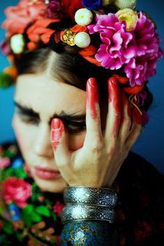Half Blood  By Emilie Arfeuil, photograph