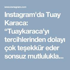 """Instagram'da Tuay Karaca: """"Tuaykaraca'yı tercihlerinden dolayı çok teşekkür eder sonsuz mutluluklar dileriz. @aynurkraca @tbkaraca #tuaykaraca #hautecouture"""" • Instagram"""