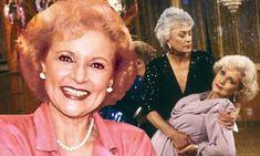 Golden Girls Betty White and Bea Arthur were not as congenial off set