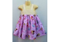 Size 3 Princess dress