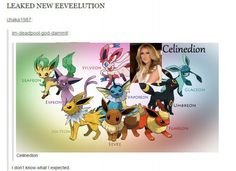 New Eevee Evolution