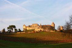 château du Haut benauge