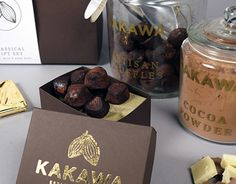 "Check out new work on my @Behance portfolio: ""Kakawa Chocolate"" http://on.be.net/1dxfuqO"