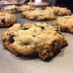 "Mom's ""Secret"" Chocolate Chip Cookies Chocolate Chip Cookies, Brown Sugar, Baking Soda, Desserts, Food, Postres, Deserts, Hoods, Meals"