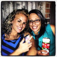 Mady and lauren! @Lauren Robb