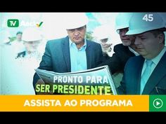 Assista ao programa eleitoral de Aécio Neves (13/10/2014)