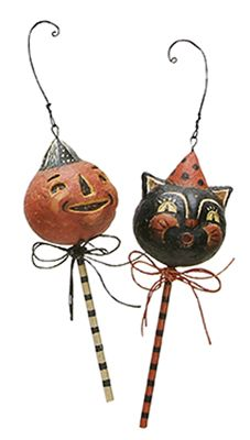 Primitives by Kathy - Johanna Parker ornaments