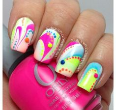 10 Fun Nail Art Designs Pictures for Your Inspiration