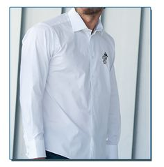 SeaHorse-Collection, chemise homme manches longues, 59,99€