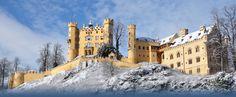 Schloss Hohenschwangau DE BY