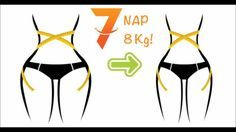 Így adhatsz le 8 kg-ot mindössze 7 nap alatt! Health And Beauty, Fitness Motivation, Health Fitness, Weight Loss, Workout, Healthy, Food, Skinny, Diet