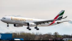 Emirates Airlines A6-EKT aircraft at Warsaw - Frederic Chopin photo