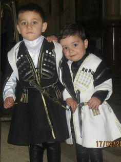 georgian traditional clothing